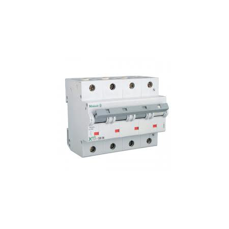 Siguranta automata 3P+N tetrapolara 100A 15ka Moeller  Moeller Eaton
