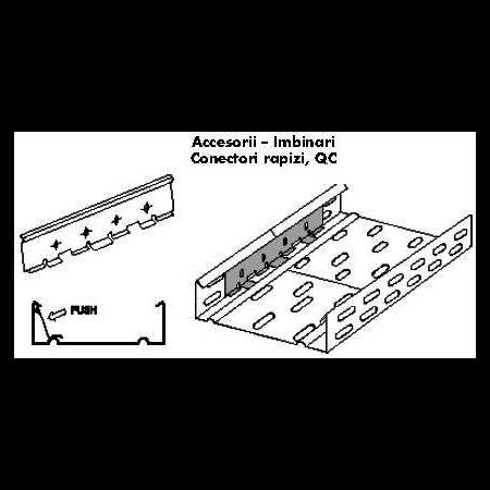 Conector rapid Elvan