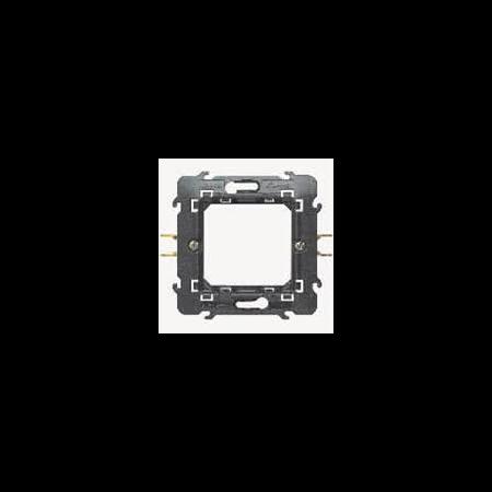 Placa suport 2 module cu gheare Bticino Bticino