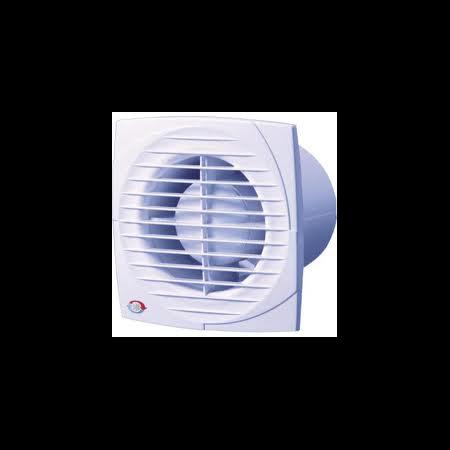 Ventilator axial 100mm cu timmer si senzor de umiditate Vents Vents