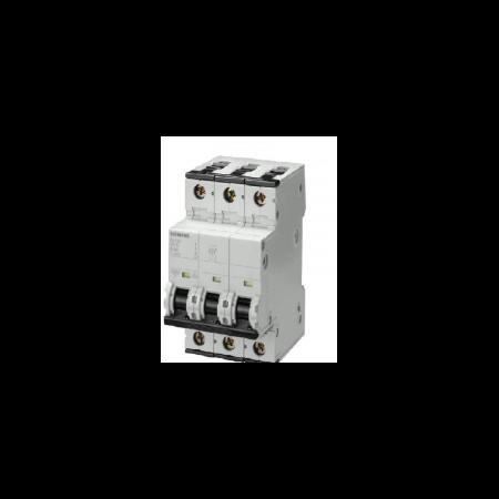 Siguranta automata tripolara 6A 6ka C Siemens Siemens