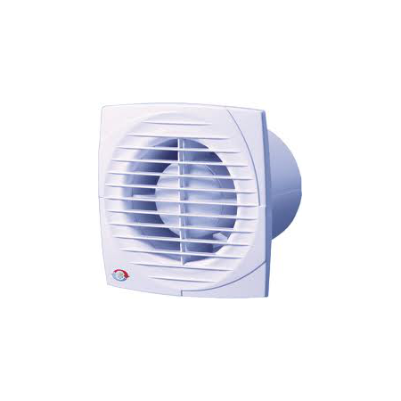 Ventilator axial 150mm cu timmer , intrerupator pe fir si senzor de umiditate cu jaluzele Vents Vents