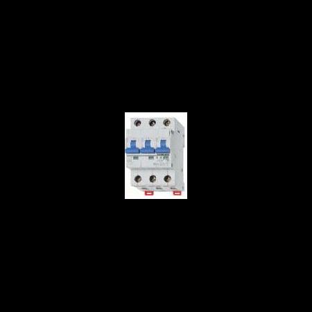 Siguranta automata tripolara 63A 4.5 ka C Schrack Schrack