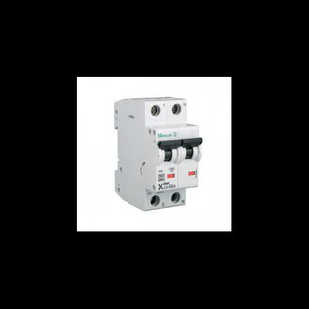 Siguranta automata bipolara 6A 4.5ka Moeller Moeller Eaton