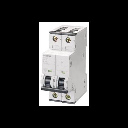 Siguranta automata bipolara 63A 6ka Siemens Siemens