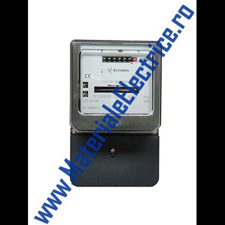 Contor monofazat 10-40A Cavi