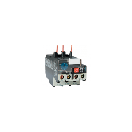 Releu termic 0.1-0.16A pentru contactor max25A  Elmark