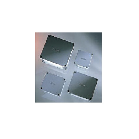 Doza metalica -aluminiu 140x115x60 Scame  Scame