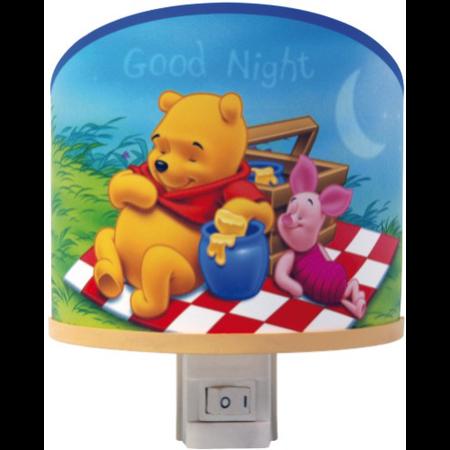 Lampa de veghe Magic Pooh 02102 Klausen Klausen