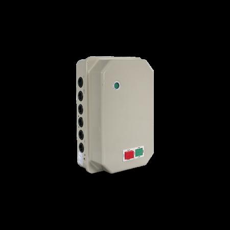 Ansamblu de contactori  stea-triunghi  in cutie 25A  Elmark