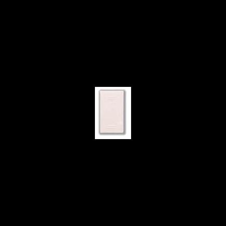 Intrerupator cap cruce 16Ax 1 modul alb Ave Ave