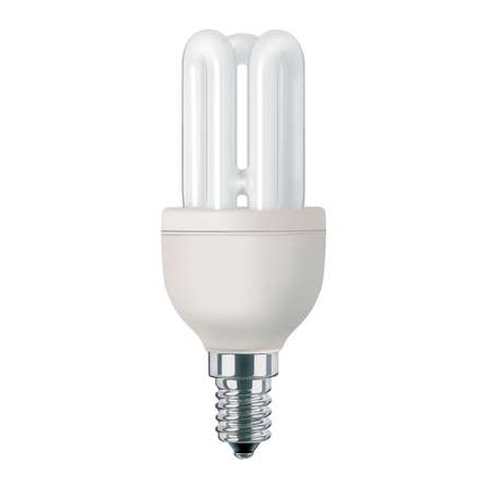 Bec - Genie 8W CDL E27 220-240V 1PF/6 Philips