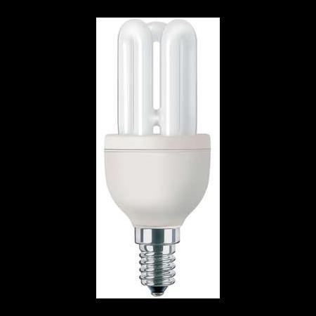 Bec - Genie 11W 827 E14 220-240V 1PF/6 Philips