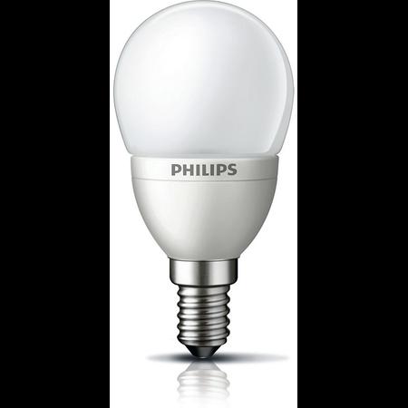 Bec - Novallu. D 3W E14 2700K 230V P45 FR Philips