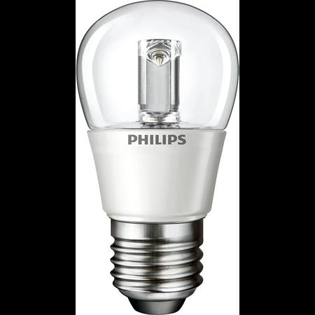 Bec - Novallu. D 3W E27 2700K 230V P45 CL Philips