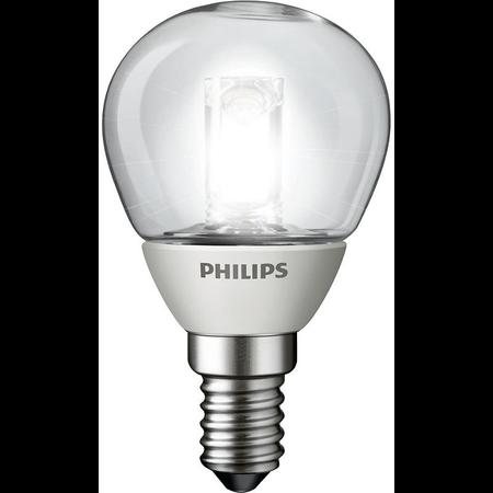Bec - Novallu. 2W E14 2700K 230V P45 CL Philips