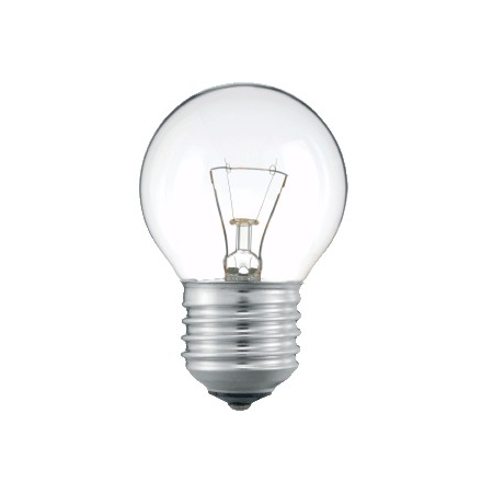 BEC INCANDESCENT - Standard 60W E27 P45 CL Philips
