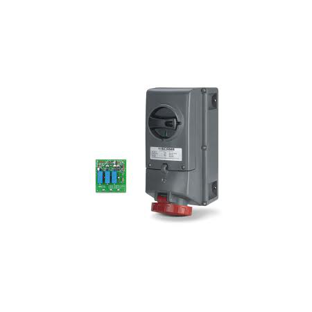 Priza Antiex 63A 2P+E 230V IP66 Scame Scame