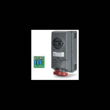 Priza Antiex 63A 3P+N+E 400V IP66 Scame Scame