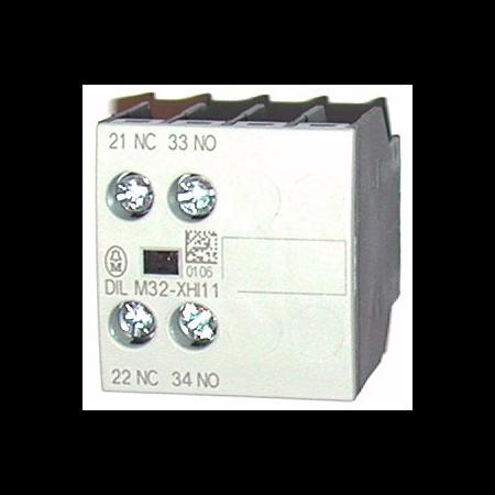 Bloc contacte auxiliare 1NI+1ND Eaton Moeller   Moeller Eaton