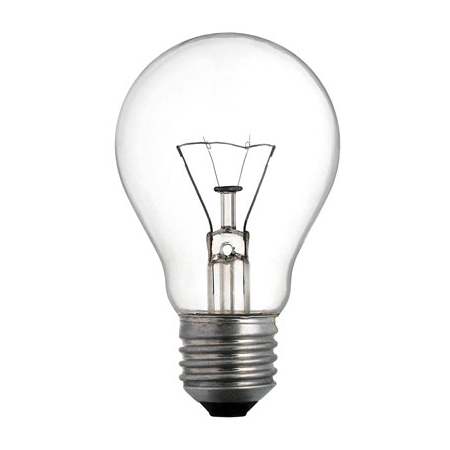 Bec clar incandescent 24V 60W E27 Cavi