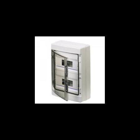 TABLOU ELECTRIC ETANS 24 (12X2) MODULE IP 65 GEWISS Gewiss