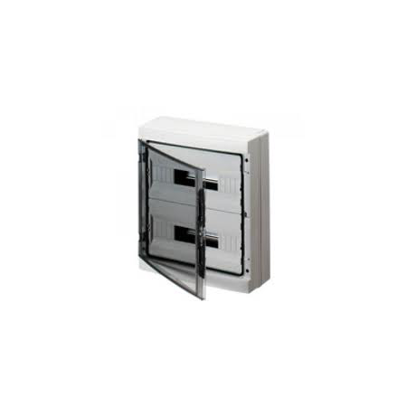 TABLOU ELECTRIC ETANS 36 (18X2) MODULE IP65 GEWISS Gewiss