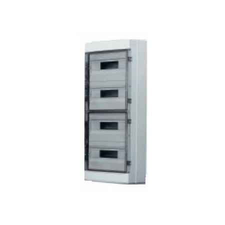 TABLOU ELECTRIC ETANS 72 (18X4) MODULE IP 65 GEWISS Gewiss