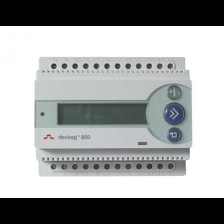 Termostat programabil pentru exterior cu senzor de alimentare  DEVIREG 850 - THERMOPADS Thermopads