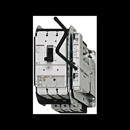 Soclu debrosabil  pentru intrerupator  MC3 3P Schrack Schrack