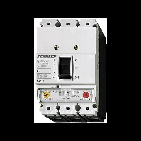 Intrerupator general 3P 100-125A MC1 Schrack Schrack