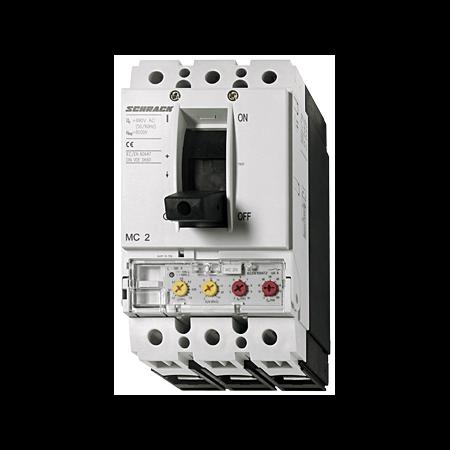 Intrerupator general 3P 200-250A MC2 Schrack Schrack