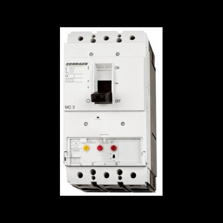 Intrerupator general 3P 200-400A MC3 Schrack Schrack