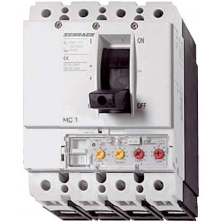 Intrerupator general 4P 100-125A MC1 Schrack Schrack