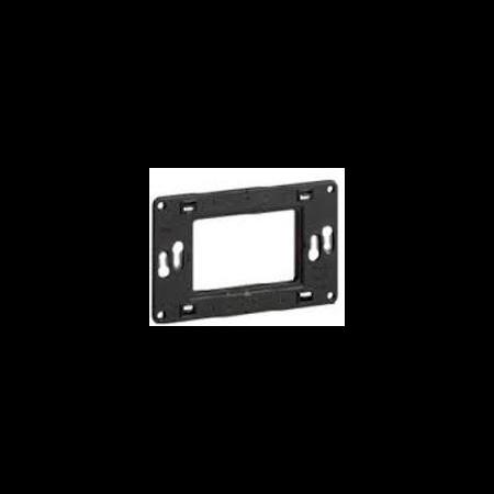 Placa suport 3 module  Febelettrica