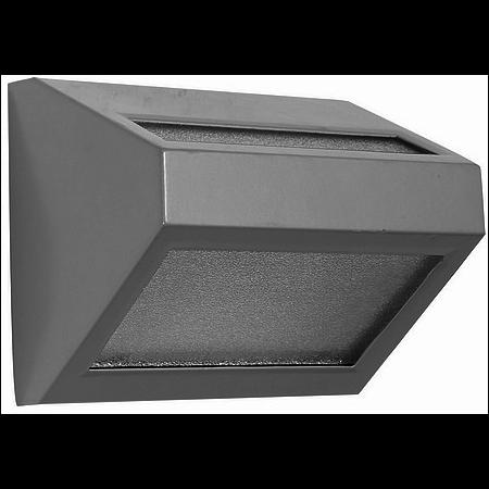 Aplica exterior BATTO 160, negru Brilux