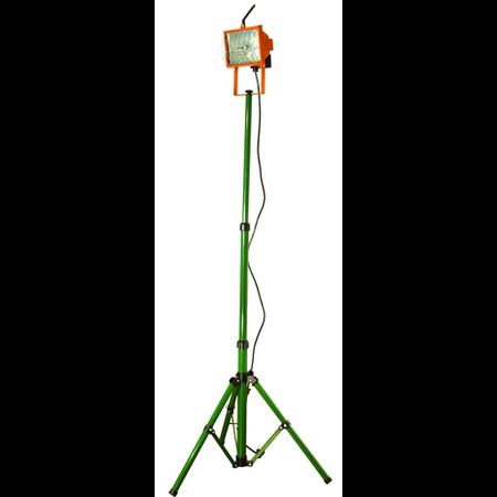 Proiector hal. portabil  B-7PJ, verde/portocaliu Brilux