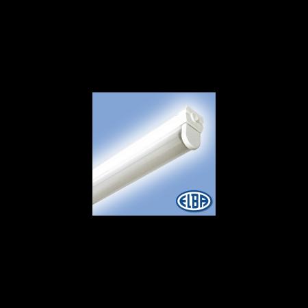 Corpuri de iluminat Fluorescente pentru Montaj Aparent - 1X18W disp.rotund HF-P  , FIA - 11 LINEXA  cu dispersor,  ELBA Elba