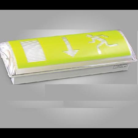 Corp iluminat de siguranta 8W Indus  Electromagnetica