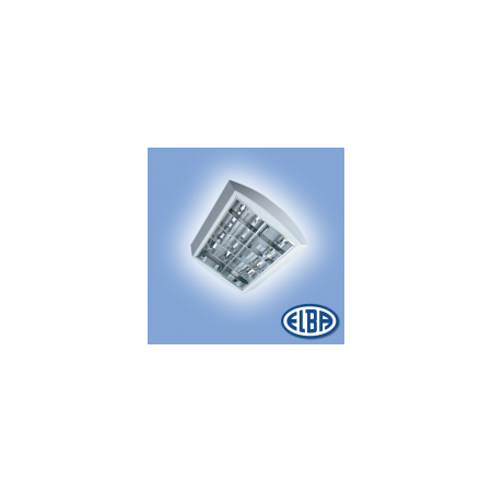 Corpuri de iluminat Fluorescente pentru Montaj Aparent -  2X36W DP HF-P ,  FIRA-03 MATIS,   ELBA Elba
