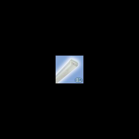 Corpuri de iluminat Fluorescente pentru Montaj Aparent-  1X36W opal HF-P,  FIDA 05 SELENA,  ELBA Elba