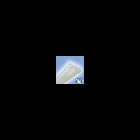 Corpuri de iluminat Fluorescente pentru Montaj Aparent - 2X18W opal HF-S  , FIDA  05 SELENA,  ELBA Elba