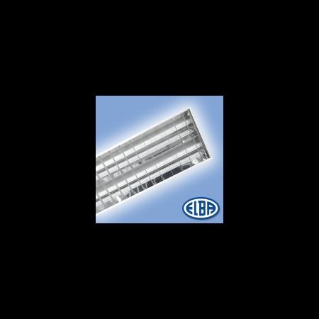Corpuri de iluminat Fluorescente pentru Montaj Incastrat - 2X18W SP  830(840) HF-S,  FIRI-03 ICAR,  ELBA Elba