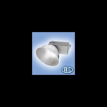 Corpuri de iluminat industriale, IEVS 05 1X400W, IP44,  IEV 05-  ELBA Elba