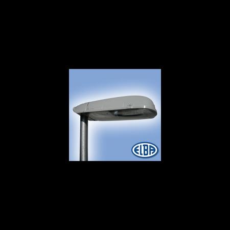 Corp de iluminat stradal, 01 1X24W fluo-compact, DELFIN 01, ELBA Elba