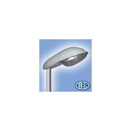 Corp de iluminat stradal, 250W sodiu (cu placa amovibila), DELFIN 03, ELBA Elba
