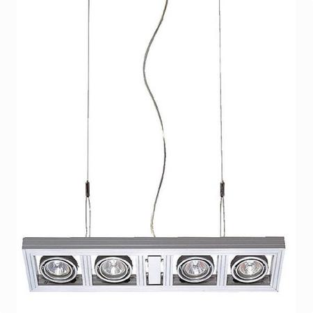 Lampa AIXLIGHT KARDAFRAME 4,GU 10,lunga Cavi