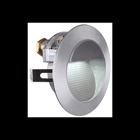 Spot DOWNUNDER LED 14,aluminiu,lumina rece Cavi