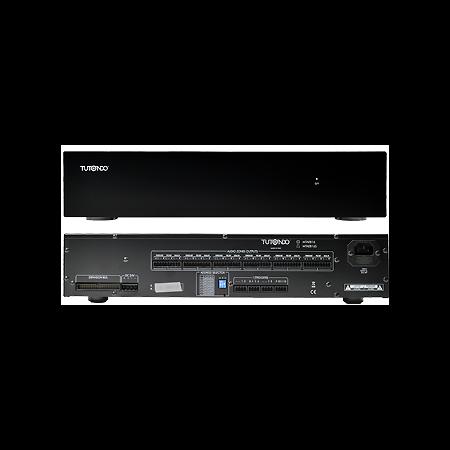 Mixer audio programabil, 8+1 intrari, 6 iesiri si 6 zone de expansiune,  TUTONDO Tutondo