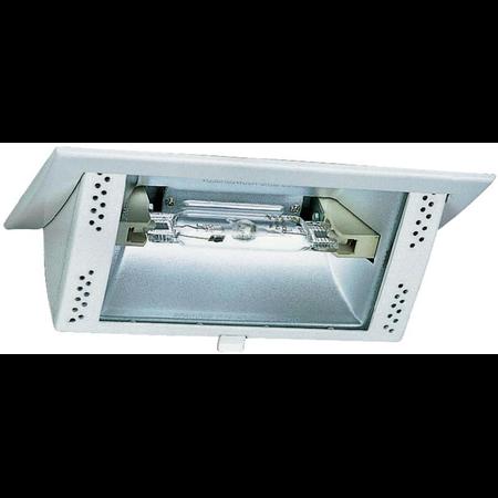 Plafoniera HQI-TS DL 150W,Rx7s,alb Cavi